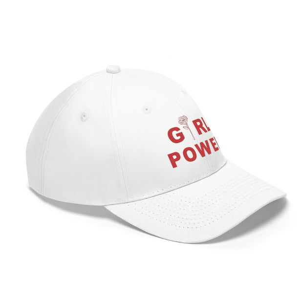 girl power dad hat