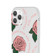 Girl Power Now And Forever Phone Case