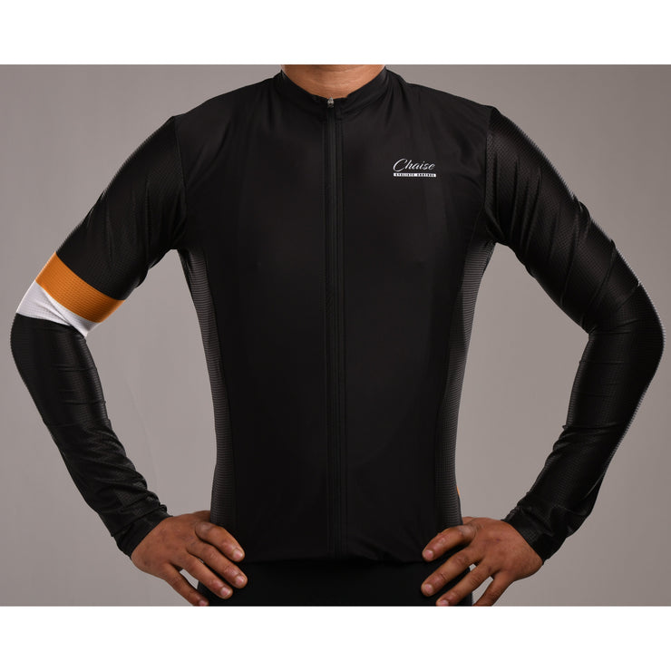 Liquorice Long Sleeve Jersey
