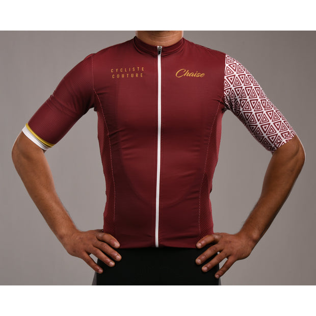 Tribal Jersey | Bordeaux - Chaise Cycliste Couture