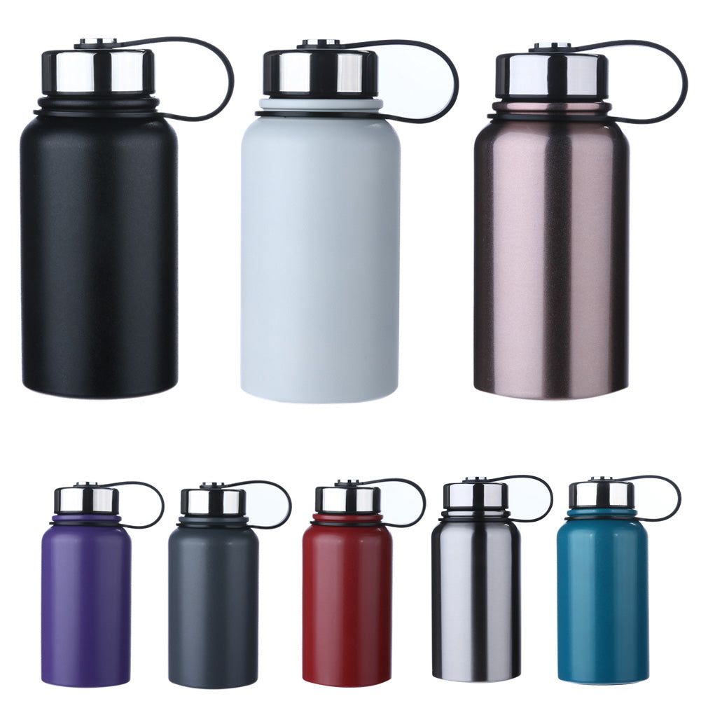 Stainless Steel Vacuum Flask for Outdoor Cycling Camping Hiking