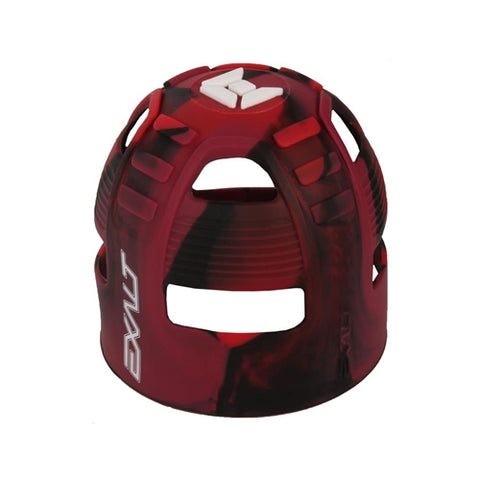 Exalt Tank Grip Red Swirl