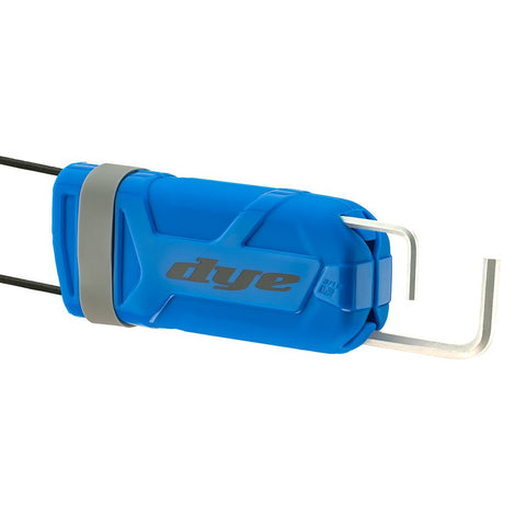 Dye Flex Barrel Cover Blue