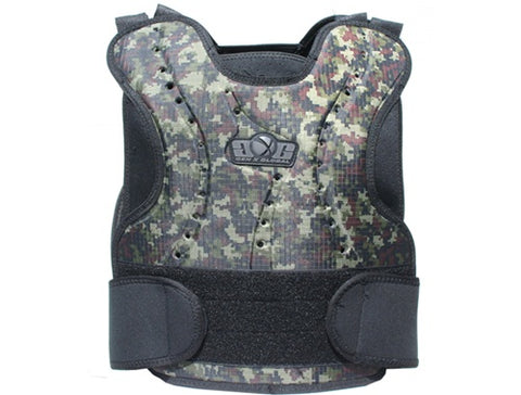 Gen-x Global Chest Protector Digi Green