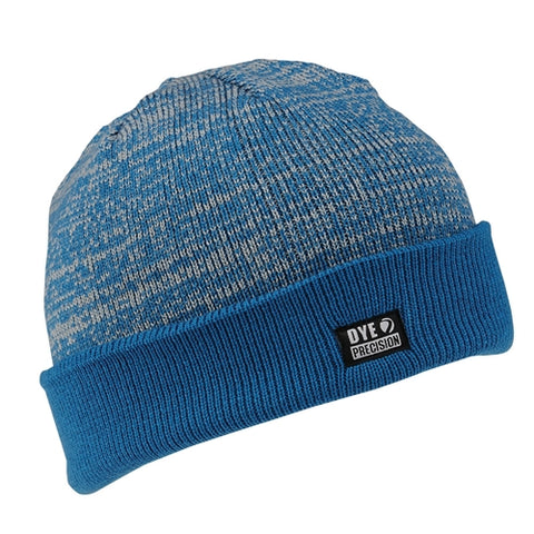 Dye Beanie Shredded Heather/Navy