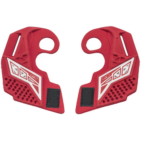 Empire EVS Ears Red / White