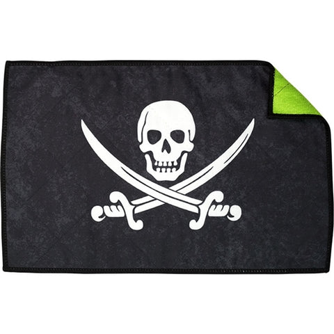 Exalt Player Microfiber Jolly Roger Pirate