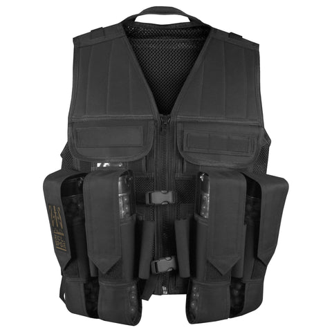 Planet Eclipse Load Tactical Vest Black