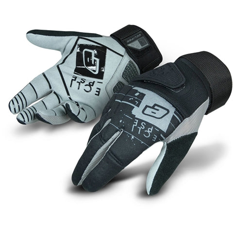 Planet Eclipse Gen4 Full Finger Gloves Black