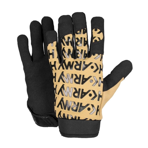 HK Army HSTL Line Gloves Black