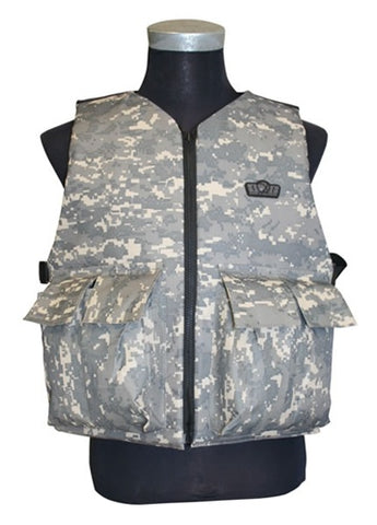 Gen-x Global Reversible Tactical Vest ACU/Black