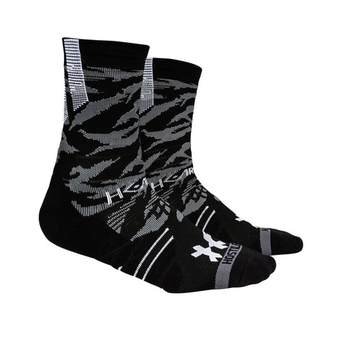 HK Army Athletex Performance Sock - Black / Grey