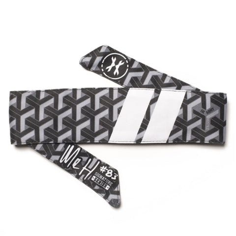 HK Army Headband Mr H Stahk Charcoal