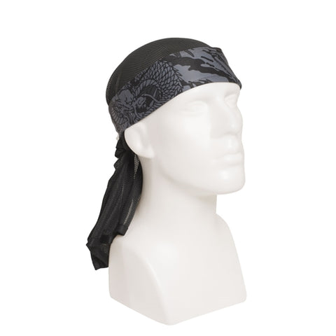 HK Army Headwrap Ryu Grey