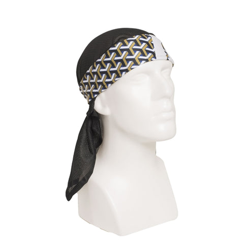 HK Army Headwrap Mr. H Stahk Navy