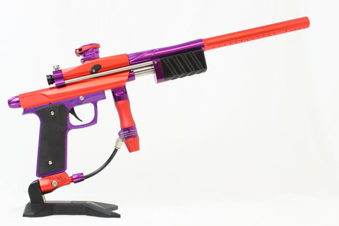 Used Azodin KP3.5 Pump Orange/Purple
