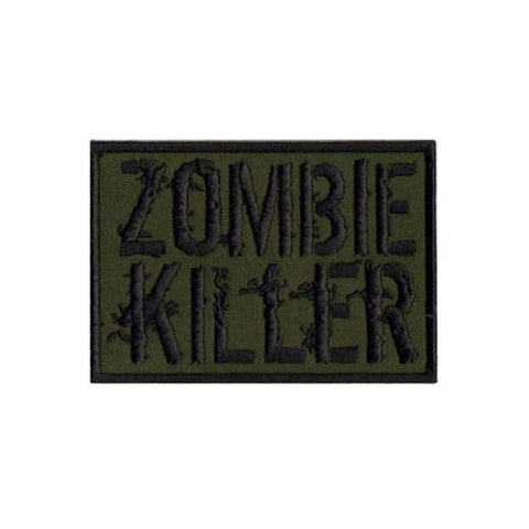 Killhouse Weapon Systems Patch - Zombie Killer Olive