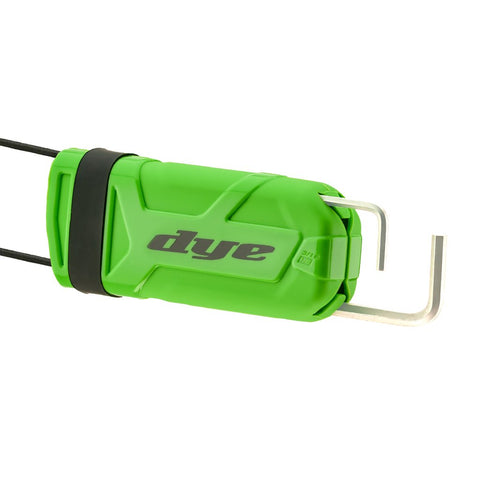 Dye Flex Barrel Cover Lime