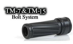 Tech T TM MRT Bolt Delrin
