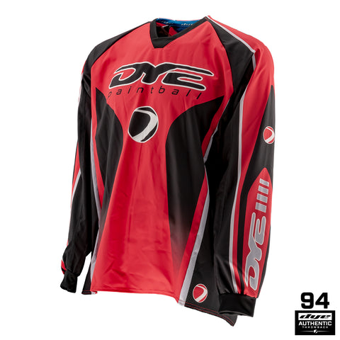 Dye Throwback Jersey Core Red