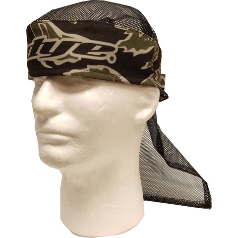Dye Head Wrap Tiger / Black