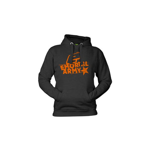 Planet Eclipse Hoodie Emortal Charcoal