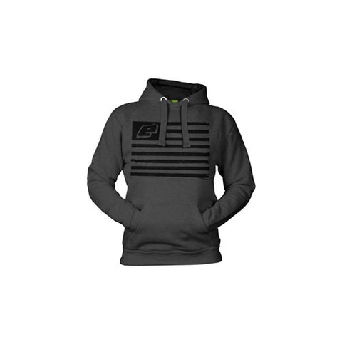 Planet Eclipse Hoodie Glory Charcoal
