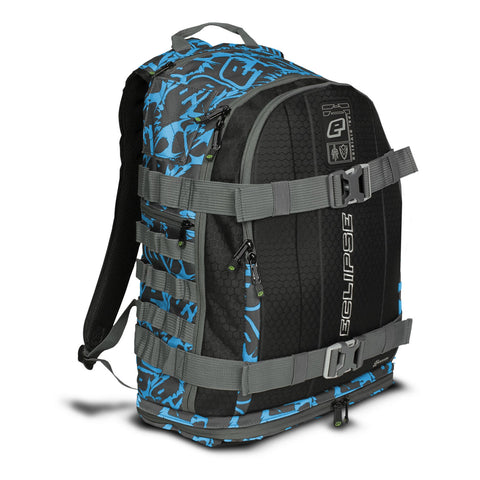 Planet Eclipse GX2 Gravel Pack Fighter Blue
