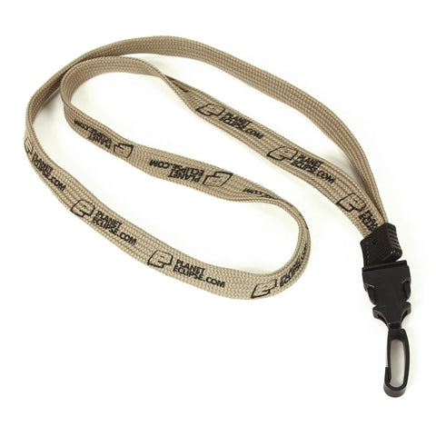Planet Eclipse Comfort Lanyard Brown / Black