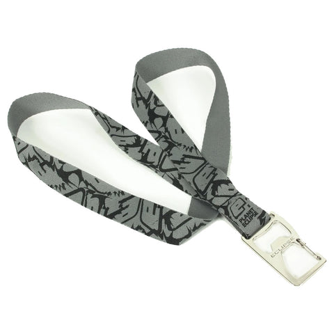 Planet Eclipse Fighter Bottle Opener Lanyard Grey / Black