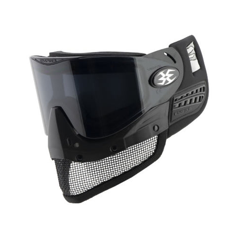 Empire E-Mesh Airsoft Goggle System Black - Thermal Smoke Lens