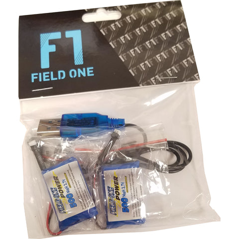 Field One Force Rechargeable Battery Kit