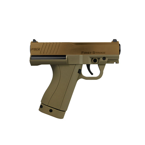 First Strike Compact Pistol Brown / Tan