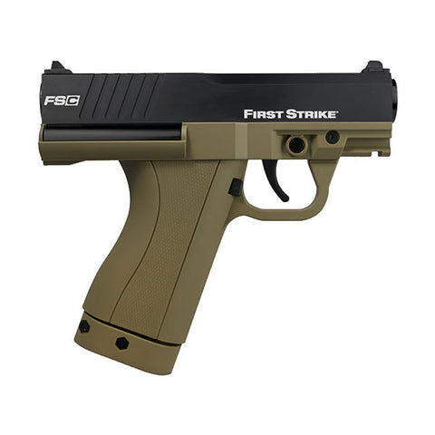 First Strike Compact Pistol FDE