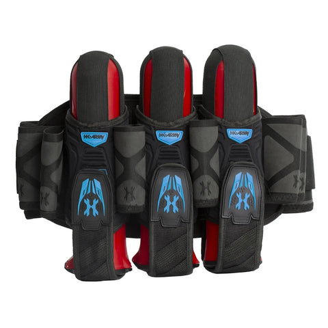 HK Army Magtek Harness 3+2+4 Black / Blue
