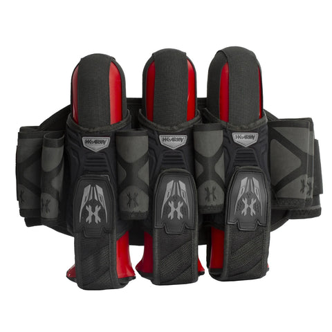 HK Army Magtek Harness 3+2+4 Black / Grey
