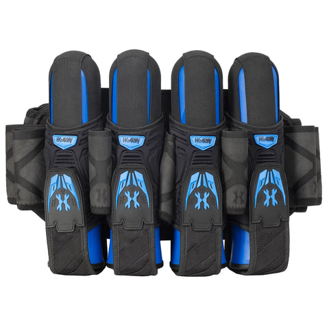 HK Army Magtek Harness 4+3+4 Black / Blue