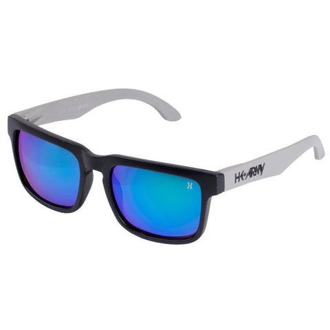 HK Army Vizion Sunglasses Fury Black / Grey