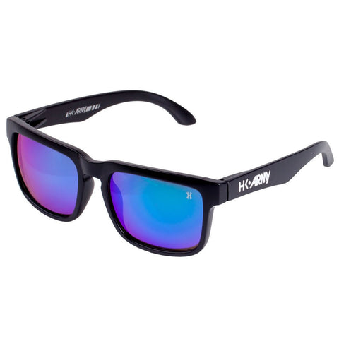 HK Army Vizion Sunglasses Midnight Black / Black