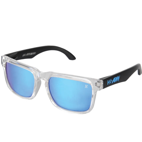HK Army Vizion Sunglasses Polar Clear / Black