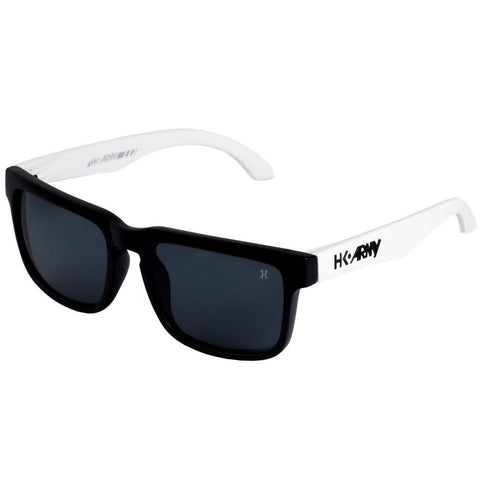 HK Army Vizion Sunglasses Trooper Black / White