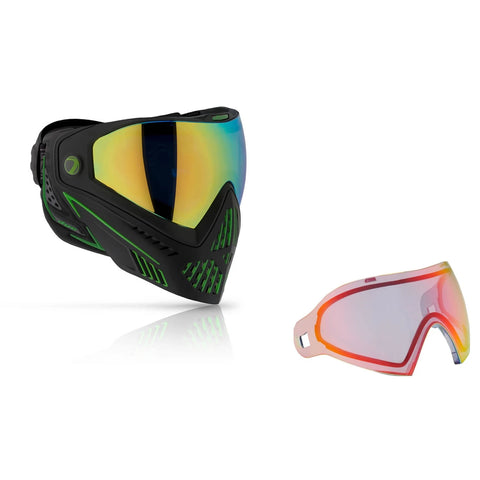 Mask / Lens Combo - Dye I5 2.0 Emerald W/Additional Thermal Lens