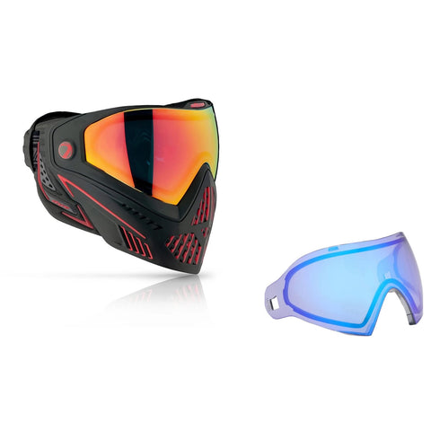 Mask / Lens Combo - Dye I5 2.0 Fire W/Additional Thermal Lens