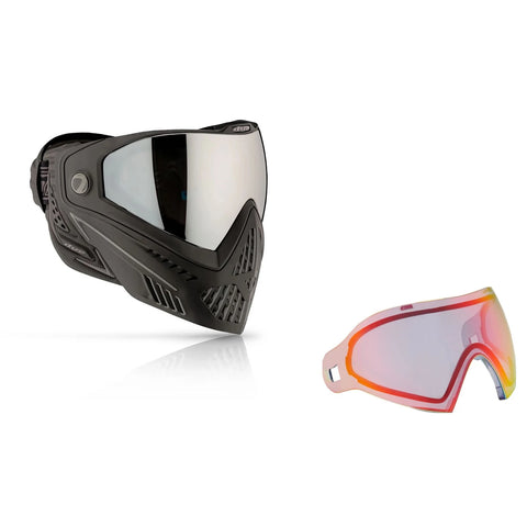 Mask / Lens Combo - Dye I5 2.0 Onyx W/Additional Thermal Lens