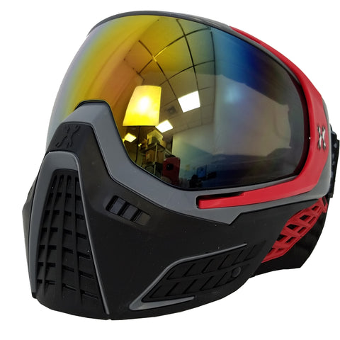 HK Army KLR Goggle Sonic Red