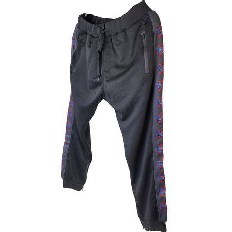 Paintball Wizard Track Joggers - Black