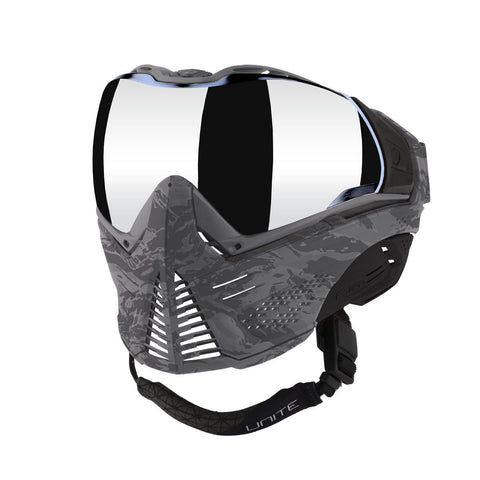 Push Unite Mask Grey Camo