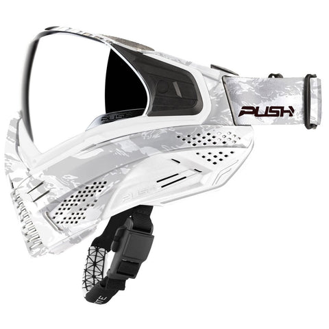 Push Unite Mask White Camo
