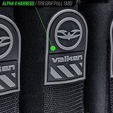 Valken Alpha 4 Pod Harness Black / Grey