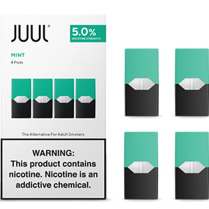 JUUL PODS - 5% Mint Tobacco